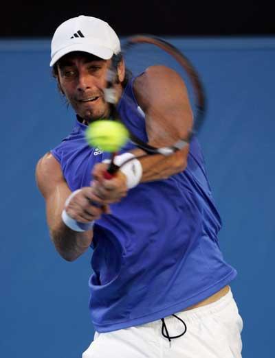 Massu ready to defend Tennis gold